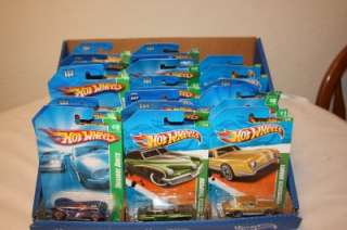 Hot Wheels Treasure Hunt Lot of 29 with Display Case All New in