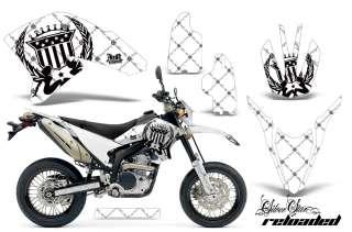 DECAL STICKER GRAPHICS KIT WR250X 250X WR250R WR X/R 07 10 SSRW