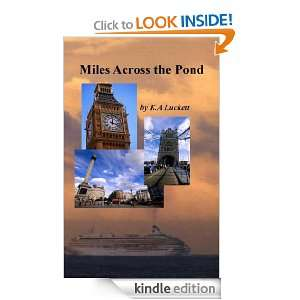 Miles Across the Pond: K.A. Luckett:  Kindle Store