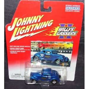Johnny Lightning 1933 Willies Gasser II driver Speedy