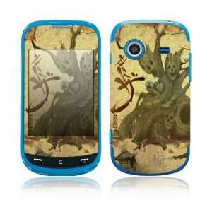 Samsung Character Decal Skin Sticker   Family Tree