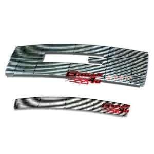 07 12 GMC Sierra 1500/Sierra Denali Stainless Steel Billet
