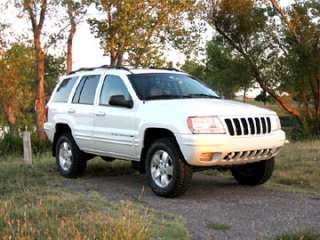 Jeep Grand Cherokee Old Man Emu WJ 3.5 lift kit,99 04