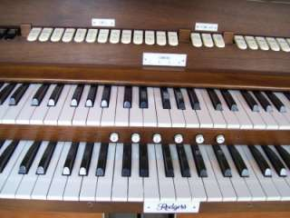 1960s Rodgers Model 22B/D Church Organ in working condition