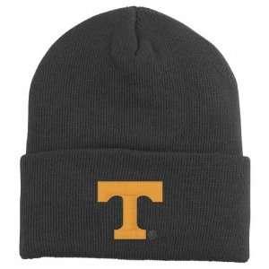 Tennessee Volunteers adidas Black Basic Logo Cuffed Knit