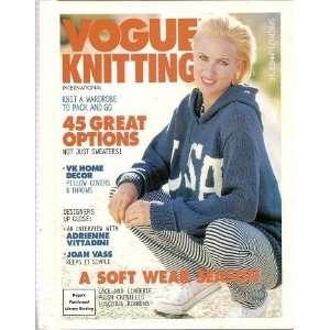 Knitting International (Spring/Summer 96, 14) Carla S. Scott Books