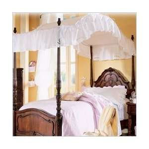 McClintock Heirloom Twin or Full Metal Canopy Frame Furniture & Decor