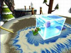 swing fly crocodile rescue friends arcade 3D advenure game |