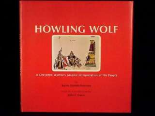 HOWLING WOLF & EAGLE HEAD, SOUTHERN CHEYENNE   LEDGER ARTIST + LEDGER
