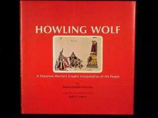 HOWLING WOLF & EAGLE HEAD, SOUTHERN CHEYENNE   LEDGER ARTIST + LEDGER