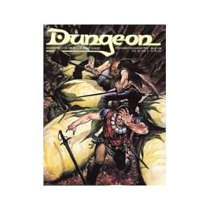 Dungeon Magazine, Issue 38 James M. Ward Books