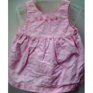 Baby Girl 3 6 Months, Pink Summer Frock, Dress: Baby