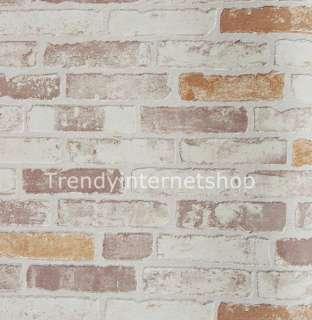 Tapete Vlies Erismann BRIX 6703 10 Steintapete Stein Mauer Ziegel grau