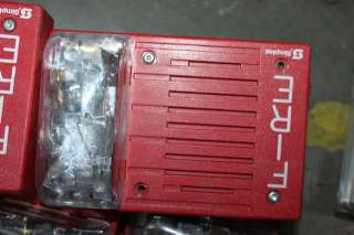 THIS AUCTION IS FOR ONE SIMPLEX 4903 9401 RED FIRE ALARM HORN