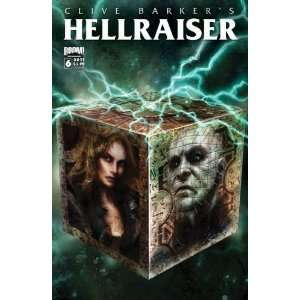 Clive Barkers Hellraiser Vol 2 #6 Cover B Various Books