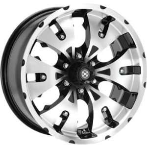 American Racing ATX Mace 20x8.5 Diamond Cut Wheel / Rim 6x5.5 with a