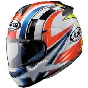 Arai Vector 2 Schwantz Full Face Motorcycle Helmet X Small