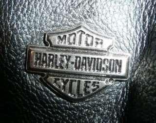 Harley Davidson Flame II Ride Free Leather Jacket Small, Medium, Large