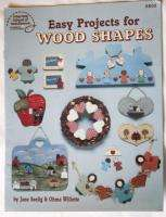 Easy Projects For Wood Shapes Craft Paint Pattern Book