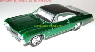 1968 68 CHEVY IMPALA GREENLIGHT GREEN MACHINE ROUTE 66