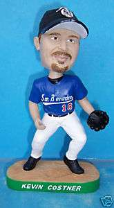 Kevin Costner IE 66ers / Dodgers Bobble Bobblehead SGA