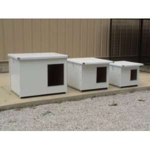 Options Plus Insulated Dog House Small: Pet Supplies