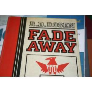 Fade Away (Large Print): Books