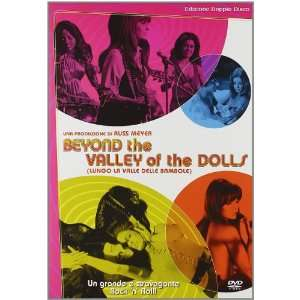 Dvd+Libro): Dolly Read, Cynthia Myers, Russ Meyer: Movies & TV