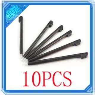 10 Black Touch Stylus Pen For Nintendo NDSL DSL DS lite