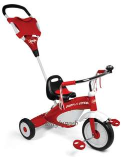 Radio Flyer 830 Ultimate Classic Red Trike Tricycle NEW