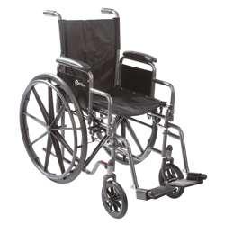 Wheelchair Lightweight Folding Portable 16x16 K1 Lite