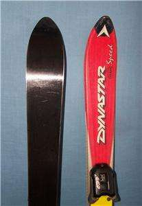 Dynastar Team Speed junior skis 90cm w Marker demo bindings (935