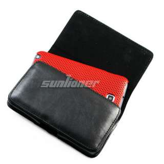 Samsung Galaxy Note LTE,SGH i717 Leather Case Cover Pouch Holster with
