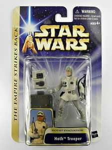 Star Wars Saga ESB #01 Hoth Trooper Hoth Evacuation