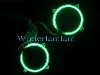 Blue 2x 15cm CCFL Exterior/Interior Neon Light Lamp