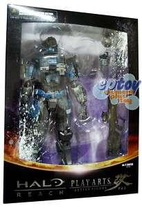 Halo Reach Play Arts Kai vol2 Action Figure no.4 Carter