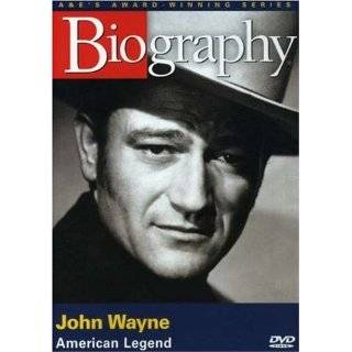 Customer Reviews: Biography   John Wayne: American Legend