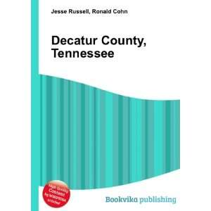 Decatur County, Tennessee Ronald Cohn Jesse Russell Books