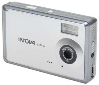 Intova CP 9 Digital Camera & 130 Waterproof Underwater Housing Kit