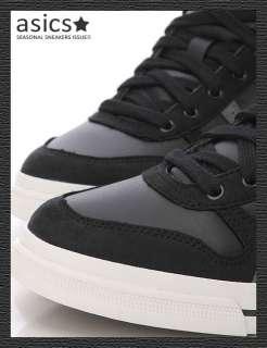Brand New ASICS AARON MT Black/Charcoal Grey Shoes #101
