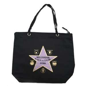 Hollywood walk of fame star bag