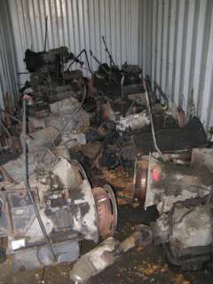 we have a container load of allison 545 automatic transmissions