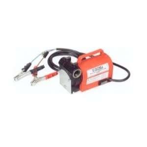 Transfer FR1612 DC Power Cast Iron Rotary Vane Pump Automotive