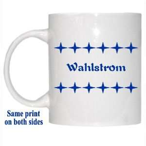 Personalized Name Gift   Wahlstrom Mug: Everything Else