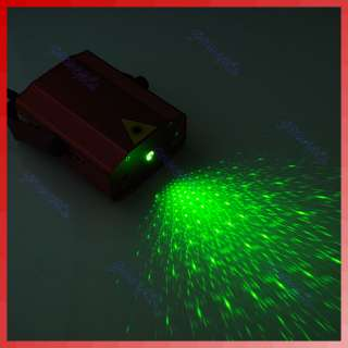 13 Modes Sound Active Holographic Laser Stage Lighting