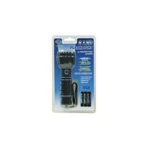 H. B. Smith Tools 8 LED Flashlight W/magnifying Lenses