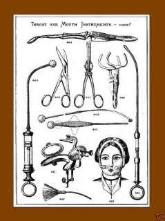 Vintage Medical Surgical Dental Doctor Tools Catalog CD