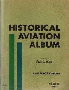 SCB Historical Aviation Album All American Series Vol 4