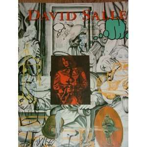 Gagosian Gallery March 21 May 4, 1991) David Salle  Books