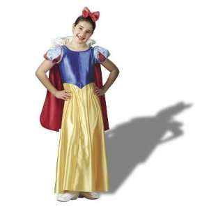 Snow White Disney Princess Deluxe Costume Child Size 7 10
